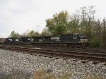 V92 brings freight in from Harrisonburg