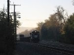 NS 8786 and first light