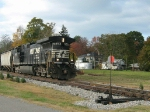 V92 is cleared to proceed onto the main and on to Shenandoah with 34 emptys