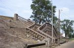 Stairs!!  Old Stairs leading to the Ex MP Depot