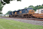 CSX 5396 and 5316