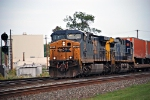 CSX 565 and 507