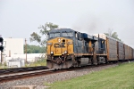 CSX 5282 and 5255