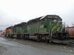 BNSF 6384