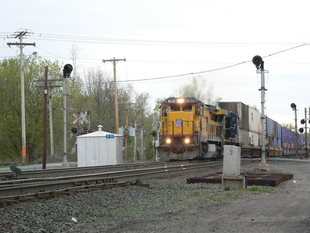 UP 9058