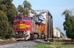 BNSF 557 North