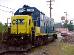 CSX 1557 on US Rail