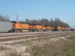 BNSF or CSX Railroad?