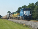 CSX Q245 with some assist from LIRC