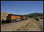 BNSF 4026 West