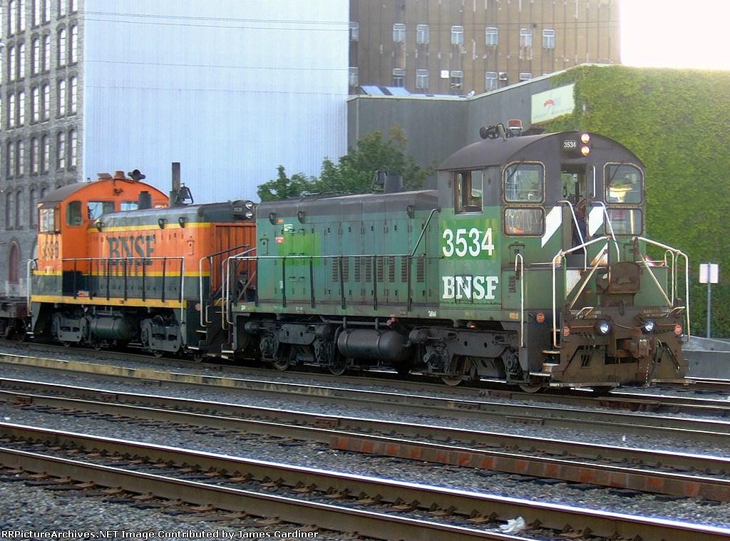 BNSF 3534