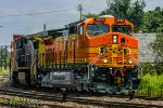 BNSF 5050 | GE C44-9W | BNSF Thayer South Subdivision