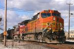 BNSF Thayer South Sub - Knight Arnold Road