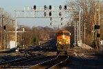 BNSF 5247 @ CN Crossing
