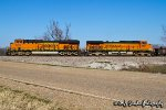 BNSF 6675 @ Mound City Road