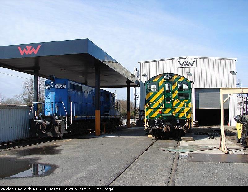 WW 752 and BDRV 1202