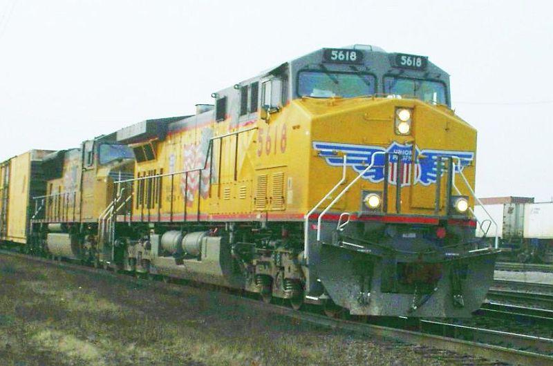UP 5618