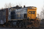 CSX 1169 is power for train Y295