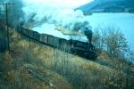 Train 430 South of Brattleboro, VT