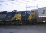 CSX 8127
