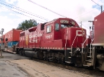 CP 7307 #3 power in the NB manifest at 12:03pm