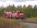 CP 3025 and CP 3072 in the siding at 2:02pm 