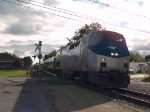 AMTK 67 leads Nr 71 NB at 4:16pm