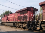 CP 9590 #2 power a NB manifest  (251) at 9:14am