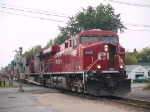 CP 8830 leads a NB manifest (253) at 12:26pm