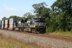 NS 9775 with stacks