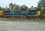 CSX 7536 on Train Q211