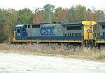 CSX 7519 on Train Q211