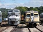 NYC 1390 & Mack Railbus