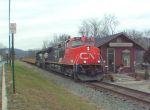 CN 2687 at Riverside Station