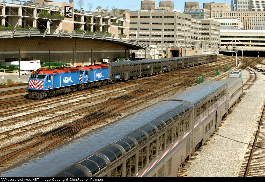 METX 197 and METX 186