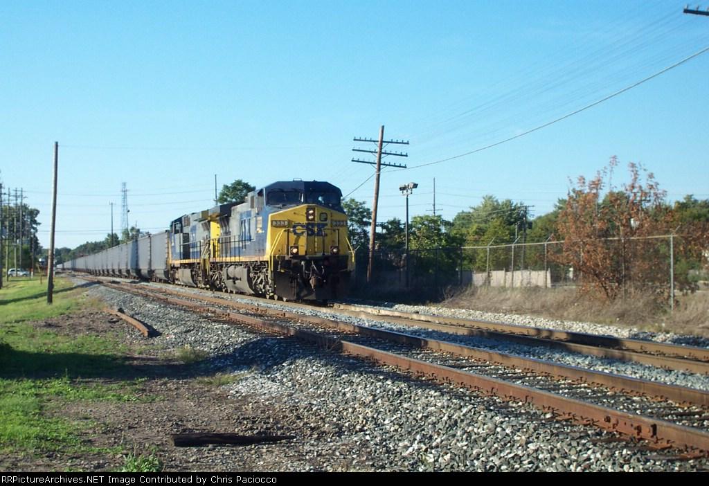 Coal Train with G-symbol?