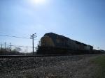 CSX 4524 Leading an Eastbound