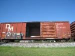 Old DM Boxcar