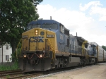 CSX 7761 And Q216