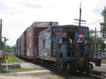 Conail Caboose On Y205