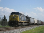 CSX 506 and Grain Train