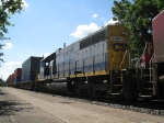 CSX SD38 Trailing CP X500
