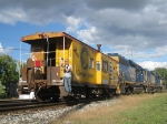 Y205, Caboose First