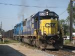 CSX 8549 Leading K389