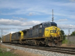 CSX 508 with Q216