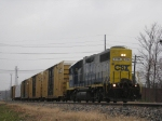 CSX 2756 With D716