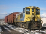 CSX 1177 With Y205
