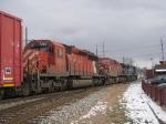CP 5911 Trailing CP X500