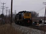 CSX 1170 Trailing on Q272