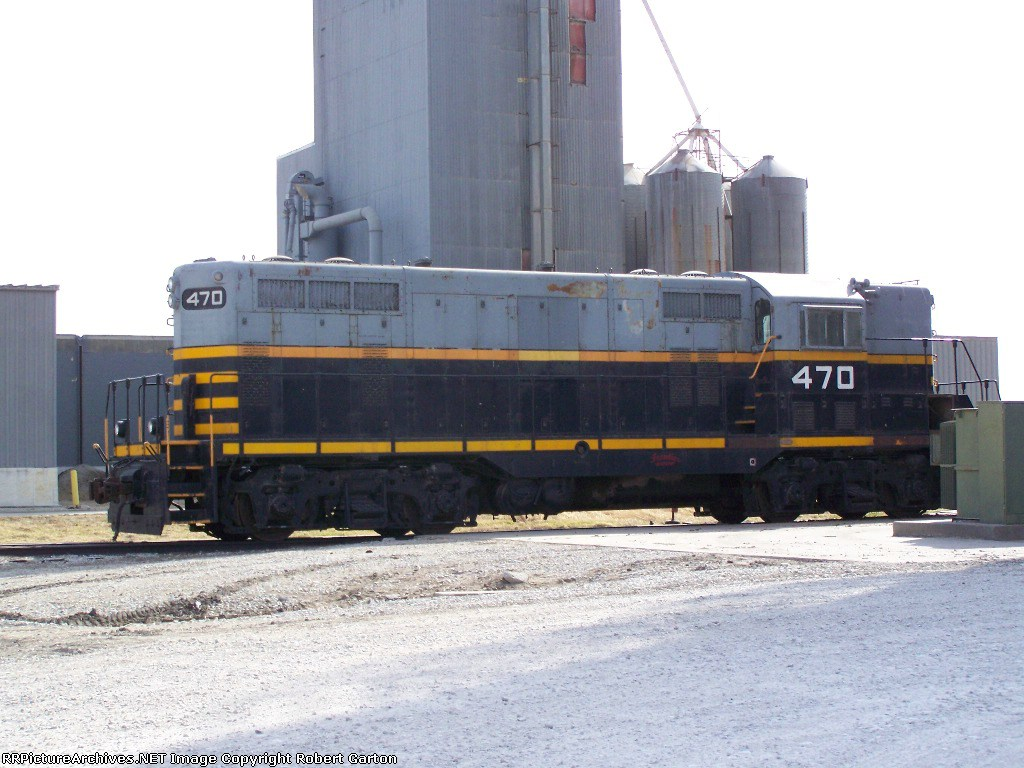 DDDX 470 Rests at the Frontier Co-op